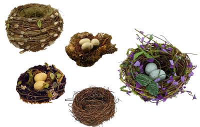bird nest, nest, free png, digital scrapbook, scrapbook, easter, spring, eggs, easter eggs, 2011, design, freebies, commercial use,