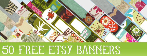 etsy banners free starsunflower studio blog