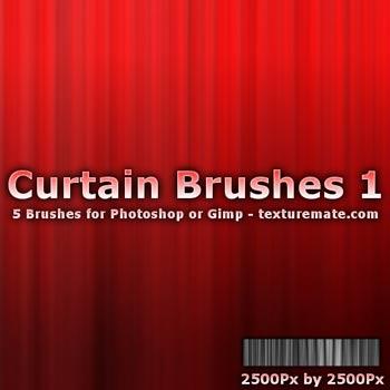 curtain brushes photoshop, photoshop curtains, brushes tutorial photoshop, flower brushes for photoshop