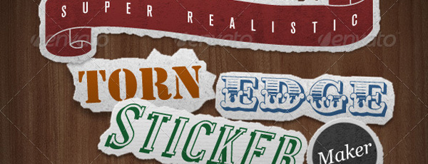 peeling sticker action torn action, scrapbook, digital scrapbook, torn edge maker, torn sticker edge, edgers, digiscrap commercial use, CU, templates