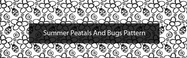 web pattern, daisy patterns, ladybug patterns, daisy pattern, daisy flower pattern,