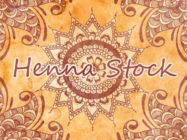henna pattern seamless, seamless pattern, brown pattern