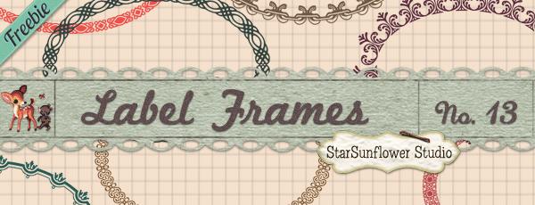 Free Vintage Oval Frames – Custom Shapes, Brushes, Vectors & PNG ...