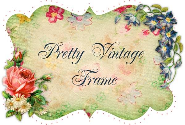 vintage clipart, free clipart, vintage frame, free printable, free printables