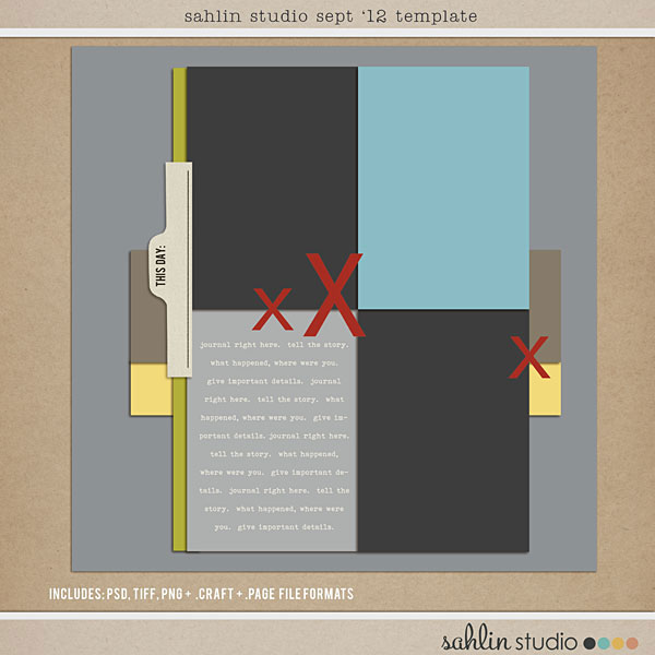 free digital scrapbooking template, how to digital scrapbooking