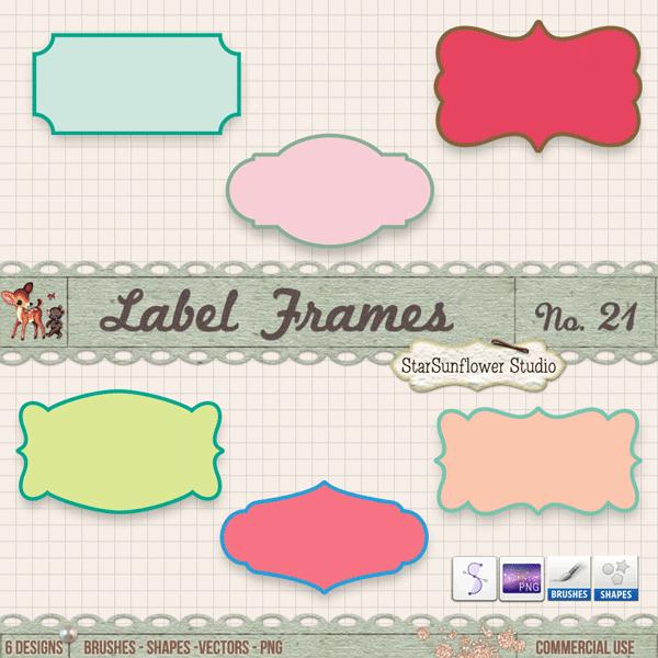 Gimp Frame Brushes - Page 6 - Frame Design & Reviews ✓