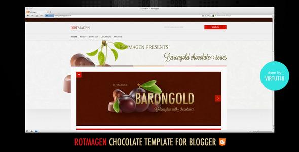 ecommerce blogger template, shopping cart blogger template, premium blogger template