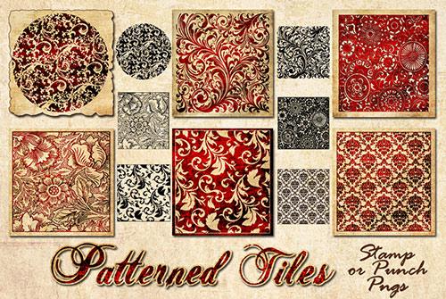 damask, clip art, damask pattern, vintage pattern