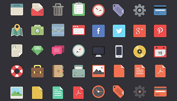 flat icons, flat design, flat ui, free icons, free icon