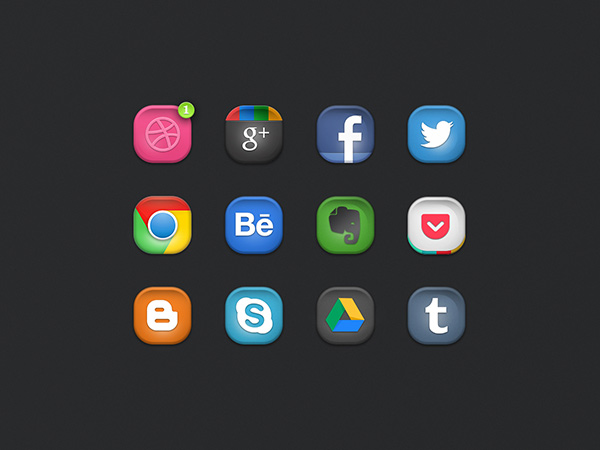 free social network icons,free social icons, social media icons free, free social media icons, free social networking icons,