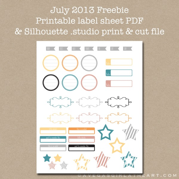 stickers, stickers labels, printables, free printables, labels tags, stars, doodle frames, frames, graphics