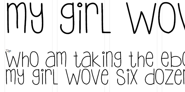 20 Free Adorable Handwriting Fonts from The TTF Gallery ...