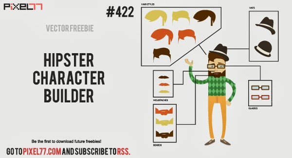 Free Hipster Vector