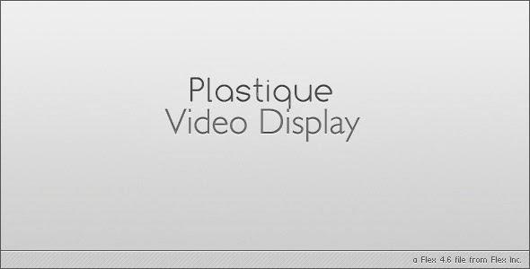 flex, action script, video player, free