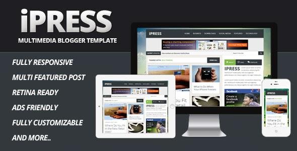 blogger, blogspot, responsive, template, theme, blogger templates