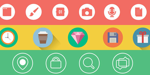 Free Flat Animated SVG Icons with Pure CSS