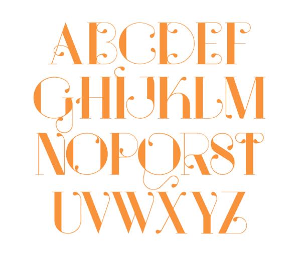 free fancy fonts, free fonts, curly font, elegant font, free,