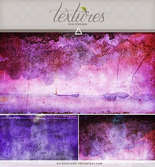 free textures, purple textures