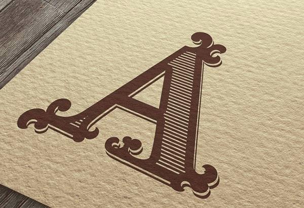 free vintage fonts, vintage typeface, monogram font, free vintage ornate font, free vintage fonts