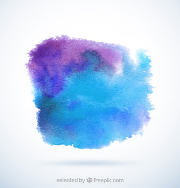24 Awesome Stock Graphics – Watercolor Vectors for Design ...