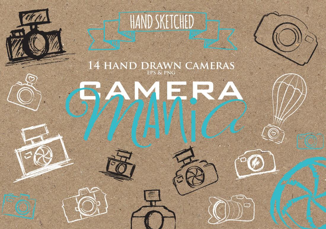 sketched cameras